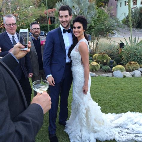 real life wedding   days   lives stars