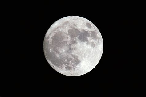 Scientists Pinpoint The Exact Age Of The Moon — And Its