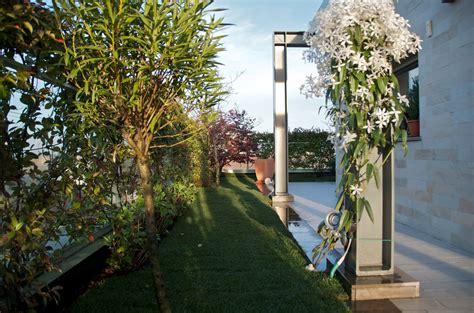 terrazzo pensile matteo fieni 183 giardino pensile terrazzo di attico privato