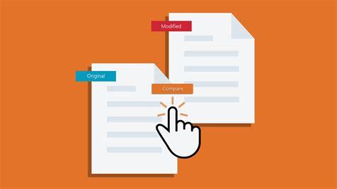 Document comparison solution for legal professionals ...