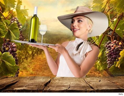 Lady Gaga Is Launching Her Own Wine Brand Called Grigio