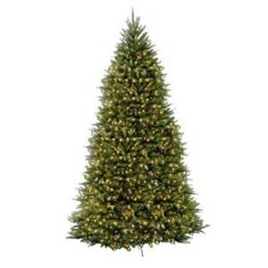 12 ft dunhill fir artificial christmas tree with 1500 clear lights duh3 120lo s the home depot