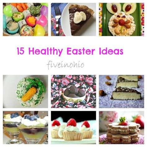 ideas for easter treats 15 healthy easter treats including a few gluten free ideas food art pinterest raw