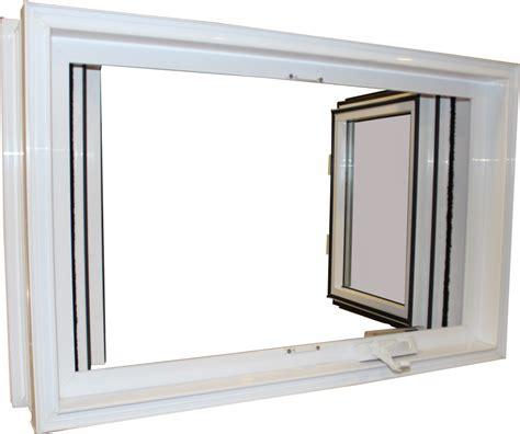 panes casement window egress formtech