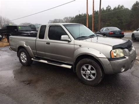 Nissan Frontier For Sale Nc by 2003 Nissan Frontier For Sale In Carolina