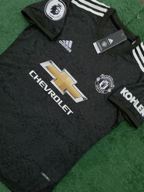 Here it is, the 2020/21 manchester united away jersey 🔥. 2020/21 Manchester United away soccer jersey for Sale in ...