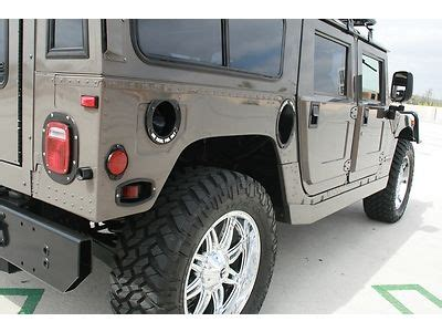 amazing hummer mpg buy used h1 wagon low amazing condition ca truck