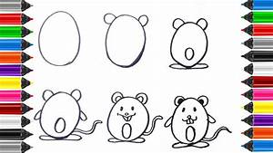 Drawing for Kids | Learn how to draw small animals step by ...