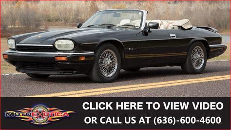 coolest jaguar xjs v12 1994 jaguar xjs v12 convertible for