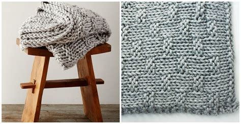 Best 25+ Knitted Throw Patterns Ideas On Pinterest