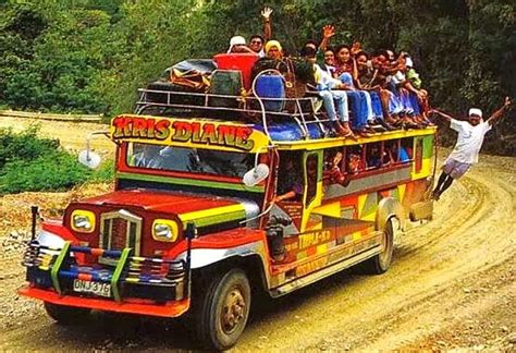 jeepney philippines art the flying tortoise jeepneys the cheap cheerful
