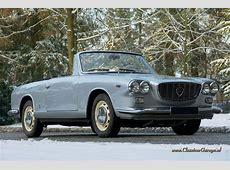 Lancia Flavia Vignale cabriolet, 1966 details