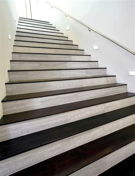 best 25 stair risers ideas on part k stairs