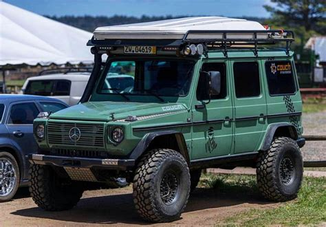 Mercedes Gls Class Modification by Top 5 Offroad Modified Mercedes Gwagons For Overland Trip