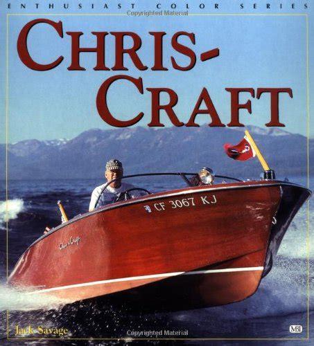 Chris Craft Boats Book chris craft speed boat books