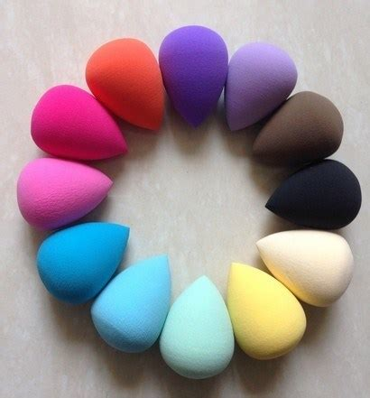 china latex  beauty blender makeup sponge cosmetic