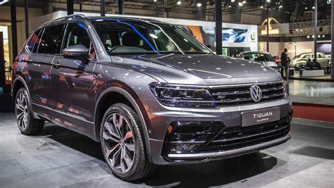 The volkswagen tiguan allspace | 7 seater suv. Volkswagen Tiguan AllSpace | AutoPortal India - Car News ...