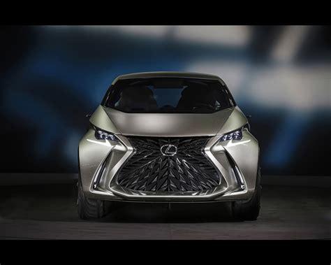 Lexus Lf Sa Concept 2018