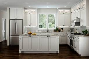 kitchen color ideas with oak cabinets rta iceberg white shaker cabinets kitchen cabinet mania