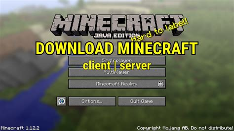 minecraft game  stable versions client