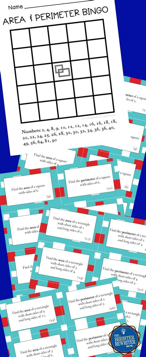 17 Best Ideas About Perimeter Of Shapes On Pinterest  Area And Perimeter, Math Task Cards And