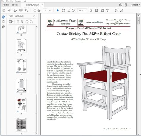 format reproduction furniture plans readwatchdocom