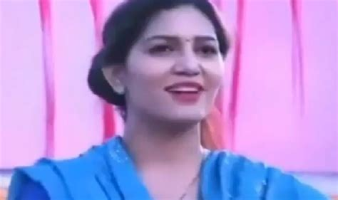 Sapna Chaudhary Bigg Boss 11 Contestant Sets Stage On