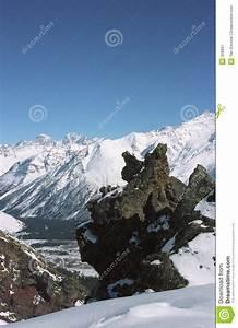 Volcanic Bomb At Elbrus Stock Image - Image: 328931