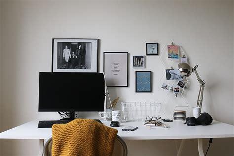 bureau déco comment aménager un bureau à petit prix