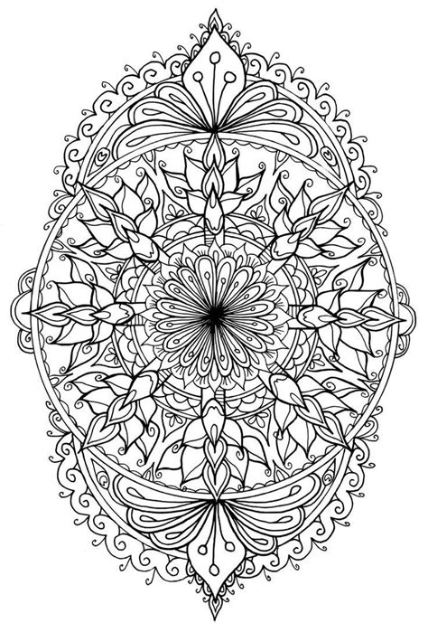 Tattoos image by Morgan Graf | Mandala coloring, Mandala coloring pages, Mandala