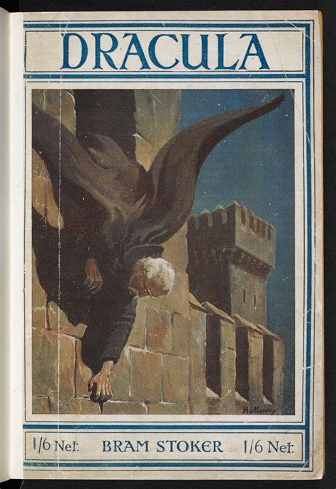 front cover   edition  dracula  british library
