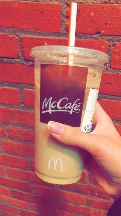 Mccafé® french vanilla iced coffee is the perfect cold coffee with creamy vanilla and bold coffee to kickstart your day. Make Homemade Iced Coffee: Mcdonald S Iced Vanilla Coffee