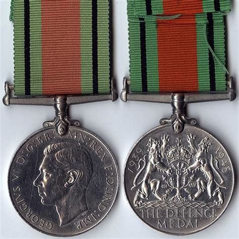 defence medal united kingdom wikipedia