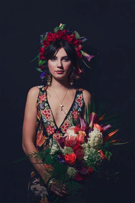 Frida Loves Diego Wedding Inspiration Brooklyn Bride