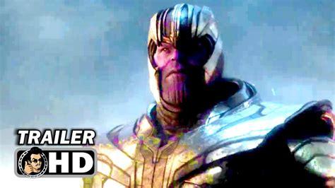 avengers endgame trailer   marvel  hd youtube
