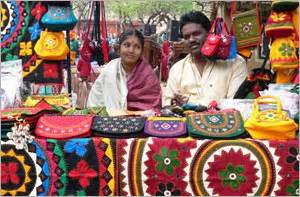 Indian Handicrafts To Display At Hong Kong Trade Fairs
