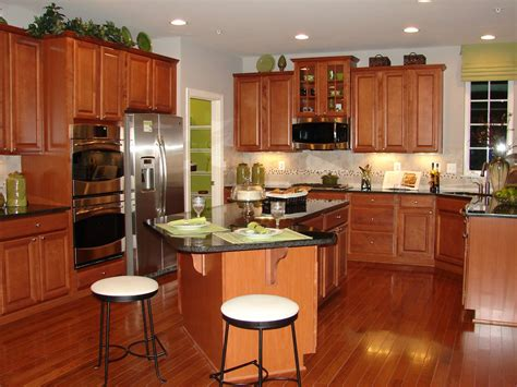 Ryan Homes Cognac Kitchen Cabinets  Avalon Model  For