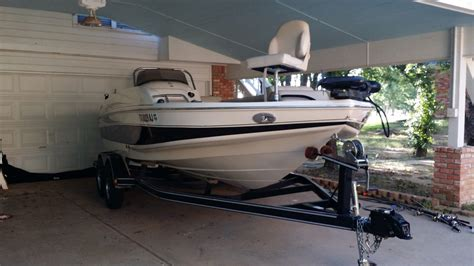 22 Deck Boat by Galaxy 22 Foot Deck Boat 2007 For Sale For 17 000 Boats