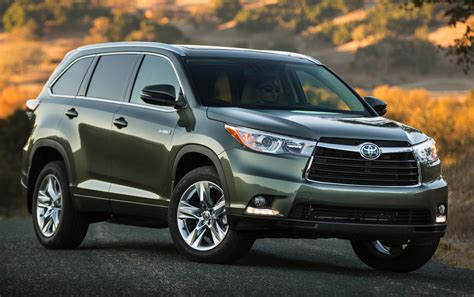 toyota highlander hybrid review cargurus