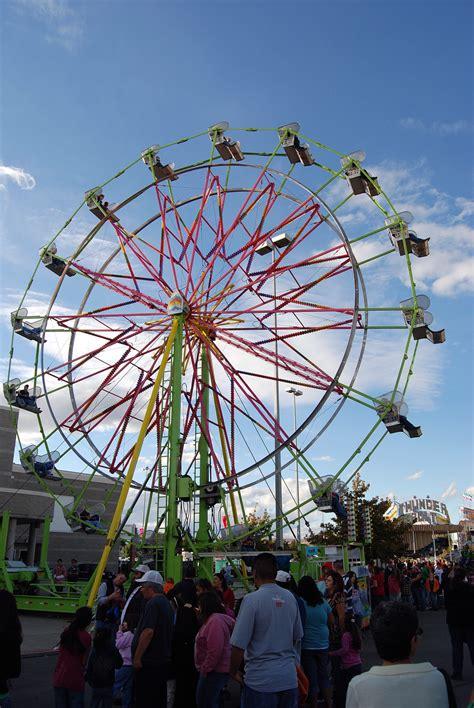 Carnival Ride Information-Nevada County Fair