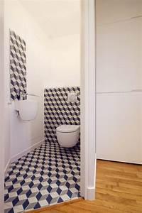 les 25 meilleures idees concernant carrelage wc sur With carreaux de ciment toilettes