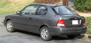 2002 Hyundai Accent Ii  U2013 Pictures  Information And Specs