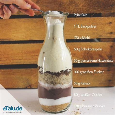 kuchenbackmischung im glas kuchen backmischung im glas rezept