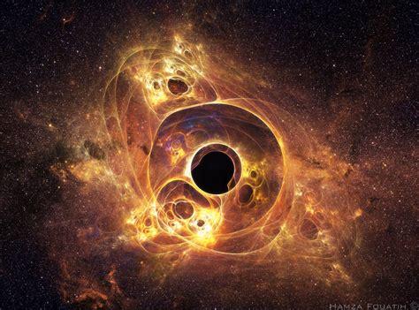 Black hole No1 by HamzaLippisch on DeviantArt