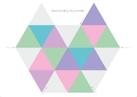 printable fuer kleine geometrische schalen aus papier