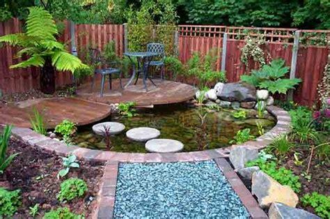 water features landscape design