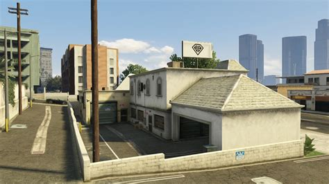Gta 5 Garage Story Mode by Vinewood Garage Gta V Story Mode Properties Gta V