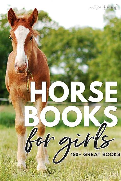 good horse books  girls