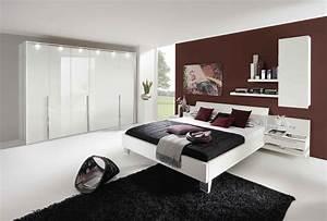 Schlafzimmer Weiß Hochglanz : schlafzimmer anja plus wei matt lack wei hochglanz von steffen massiva m ~ Frokenaadalensverden.com Haus und Dekorationen