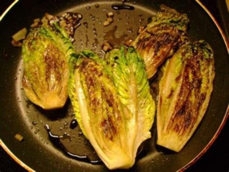 salat heisse romana salatherzen rezept kochbarde